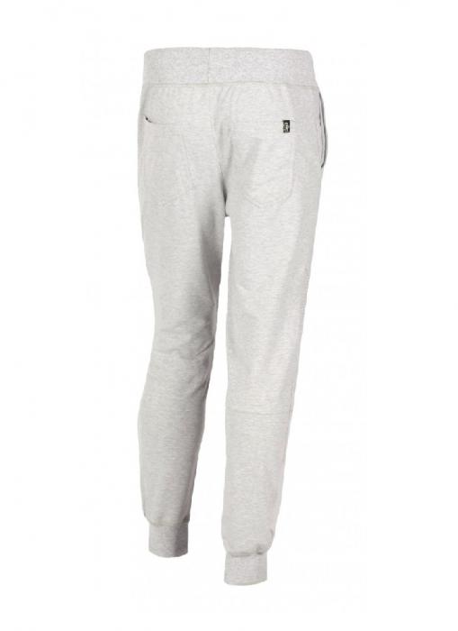 Pantaloni Bărbați LAZO BIKER STYLE FIT Gri 2