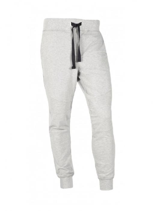 Pantaloni Bărbați LAZO BIKER STYLE FIT Gri 1