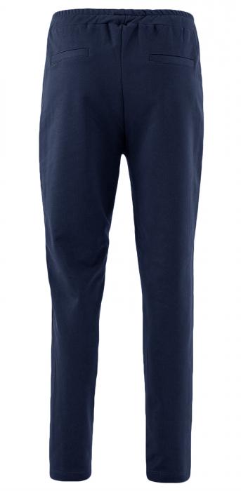 Pantaloni Damă LAZO AIR LINE Bleumarin cu Alb 2