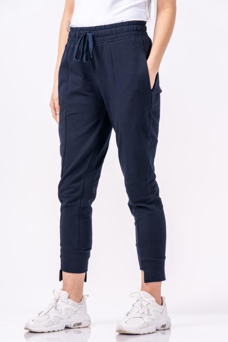 Pantaloni dama Lazo Spring - Bleumarin 3