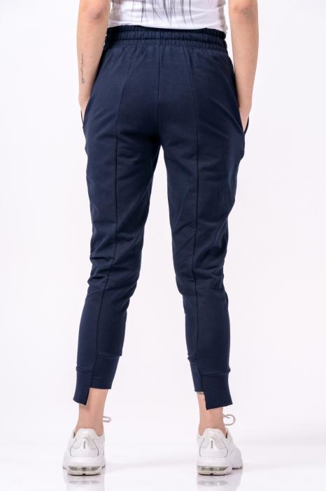 Pantaloni dama Lazo Spring - Bleumarin 2
