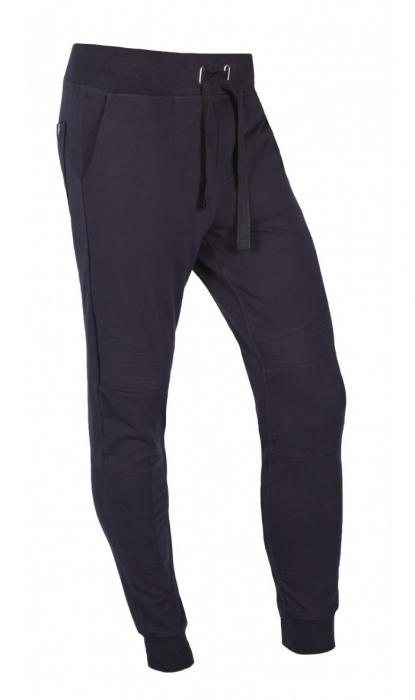 Pantaloni Bărbătești LAZO BIKER STYLE AS Bleumarin 1