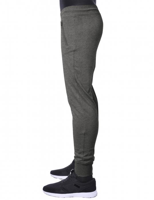Pantaloni LAZO JOGGERS, Gri deschis 2