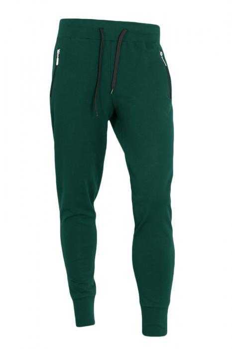 Pantalon slim fit Kaki [1]