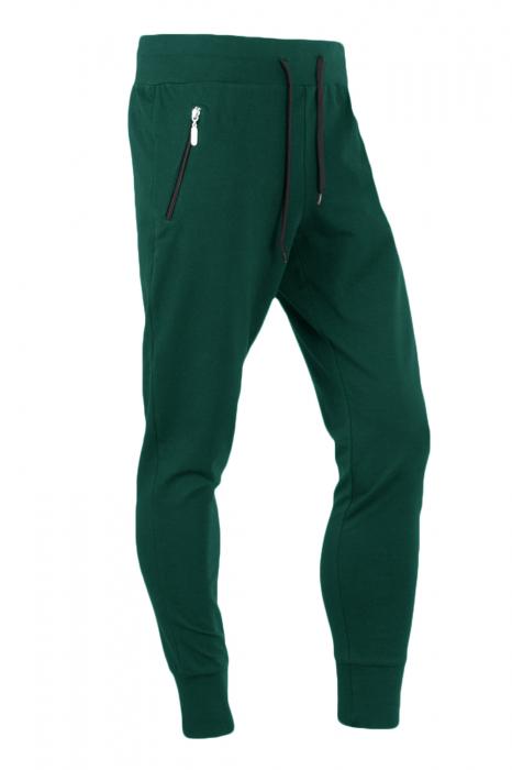 Pantalon slim fit Kaki [0]