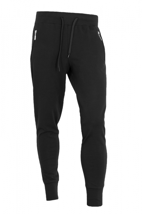 Pantaloni negru slim fit pentru barbati [1]