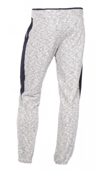 Pantaloni Bărbătești LAZO SMART FIT Gri cu Bleumarin 2