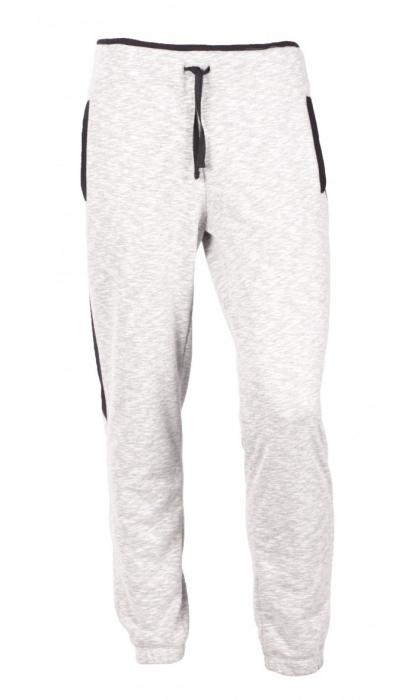 Pantaloni LAZO SMART FIT, Gri cu Negru 2