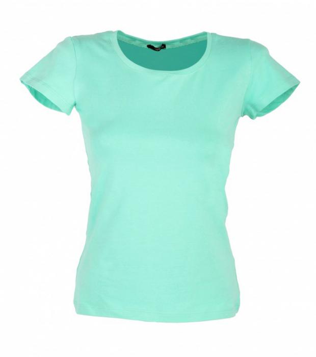 Tricou dama - Verde mint [1]