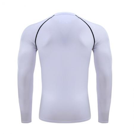 Bluză corp LAZO THERMAL, Alb1