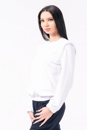 Bluza alba [1]