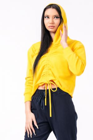 Hanorac dama, Lazo Style, galben [2]