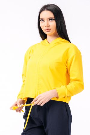 Hanorac dama, Lazo Style, galben [0]