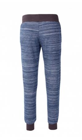 Pantalon Damă LAZO EASY & SPORT ANA Albastru cu Negru3