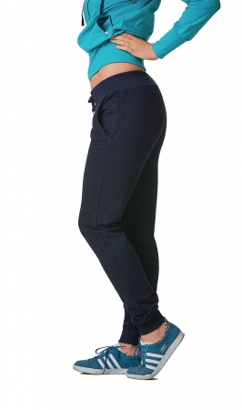 Pantalon Damă LAZO ORIGINALS, Bleumarin [0]