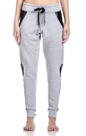 Pantalon Damă Lazo Relax, Gri0