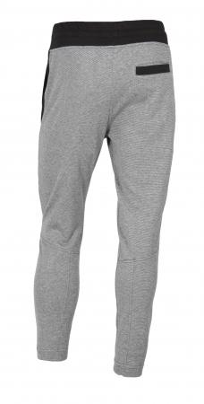 Pantalon Bărbați LAZO TRACK PANTS GNJ Gri cu Negru2