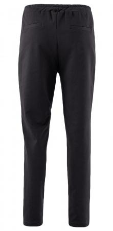 Pantaloni Dama LAZO AIR LINE, Negru cu Alb2