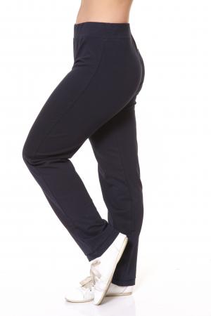 Pantaloni Dama LAZO SIMPLE BIG , Bleumarin3