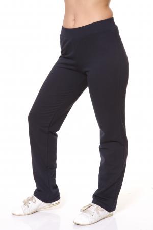 Pantaloni Dama LAZO SIMPLE BIG , Bleumarin2