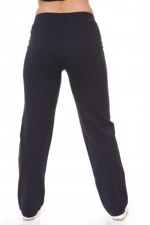 Pantaloni Dama LAZO SIMPLE BIG , Negru4