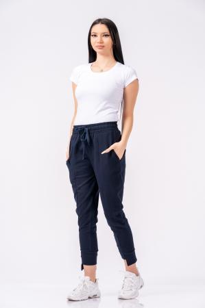 Pantaloni dama, Lazo Spring, bleumarin0