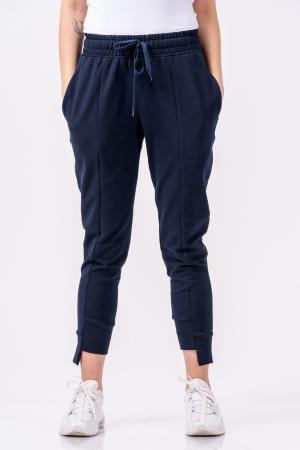 Pantaloni dama, Lazo Spring, bleumarin4
