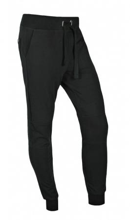 Pantaloni LAZO BIKER STYLE, Negru1