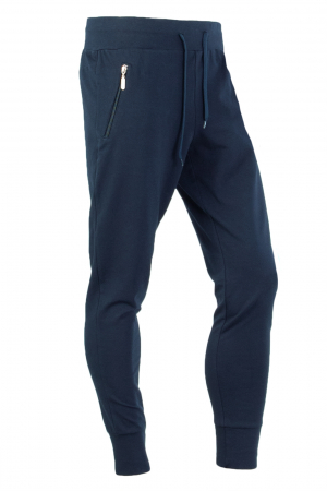 Pantaloni LAZO JOGGERS, Bleumarin [1]