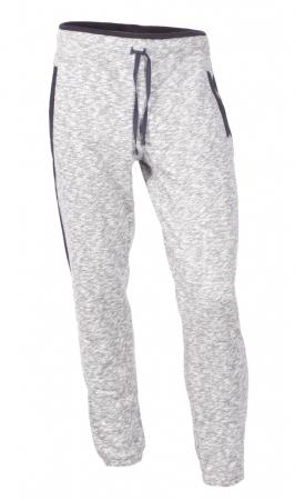 Pantaloni Bărbătești LAZO SMART FIT Gri cu Bleumarin0