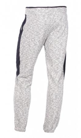 Pantaloni Bărbătești LAZO SMART FIT Gri cu Bleumarin2