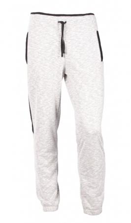 Pantaloni LAZO SMART FIT, Gri cu Negru2