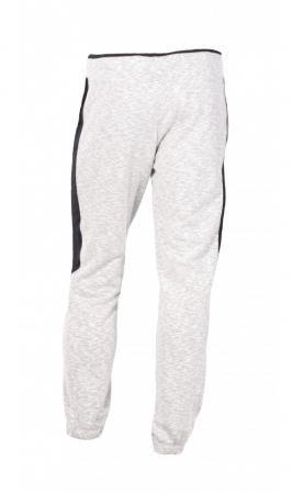 Pantaloni LAZO SMART FIT, Gri cu Negru1