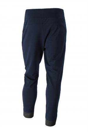 Pantalon casual - Bumbac bleumarin [3]