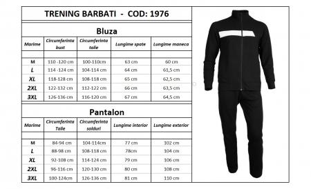 Trening Bărbați BLK LAZO SIMPLY BLACK3