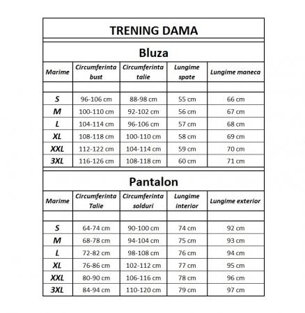 Trening Dama LAZO FLASH Bleumarin cu Turcoaz [3]
