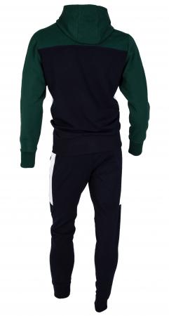 Trening barbati verde cu bleumarin [2]