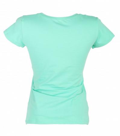 Tricou dama - Verde mint [2]