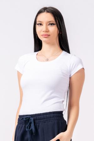 Tricou rodie simplu pentru dama [0]