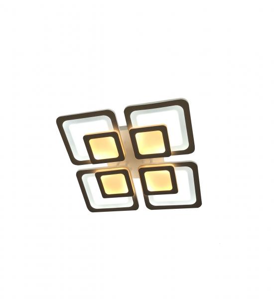 Lustra LED Square Design, SLC, Patrata 50 cu Telecomanda [0]