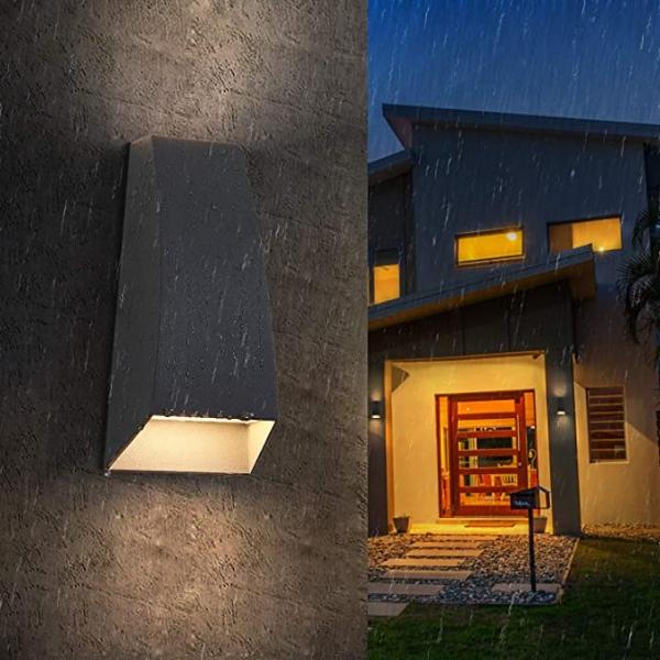Aplica perete exterior 6 W 90 si 15 grade [3]