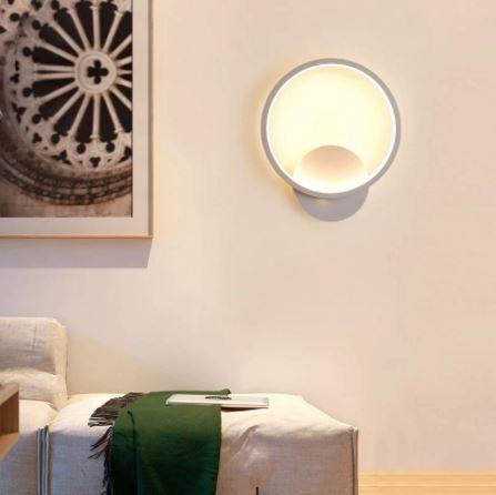 Aplica perete LED New Circle Design Alba [5]