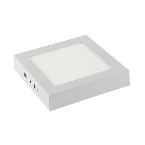 Spot LED, aluminiu, 840 lumeni, incastrat, SLC Modern 12W [1]