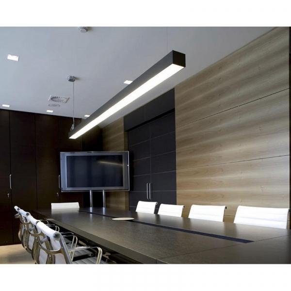 Lampa suspendata birou led negru [3]
