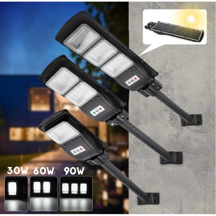 Lampa solara iluminat stradal 90W [3]