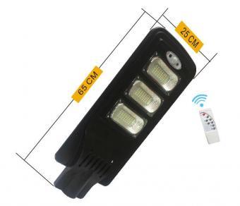Lampa solara iluminat stradal 90W [1]