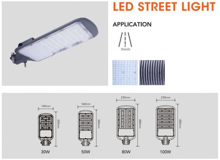 Lampa Led 50w Iluminat Stradal [3]