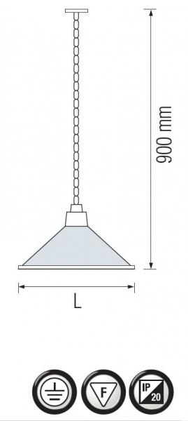 Lampa led hala [1]
