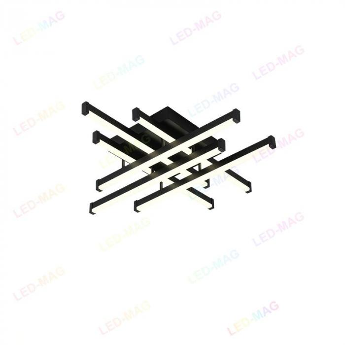 Lustra LED Aria 6 Mini black SLC [1]