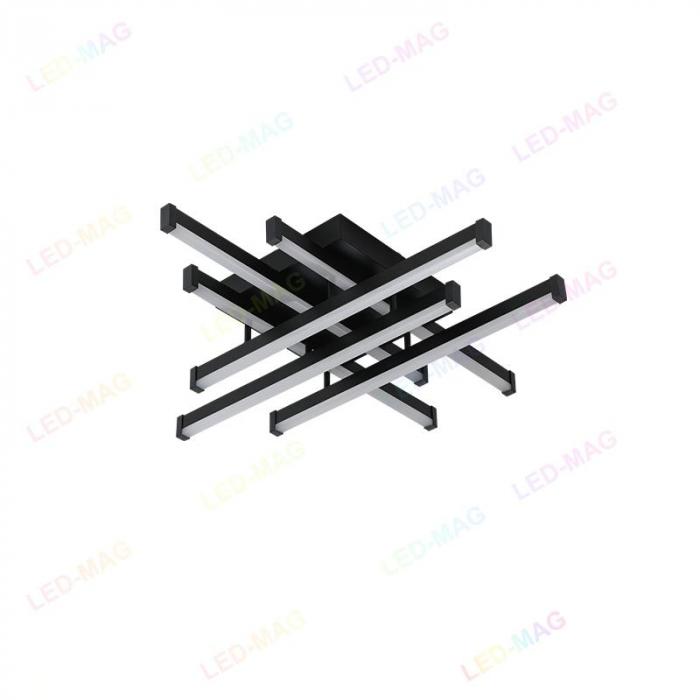 Lustra LED Aria 6 Mini black SLC [2]
